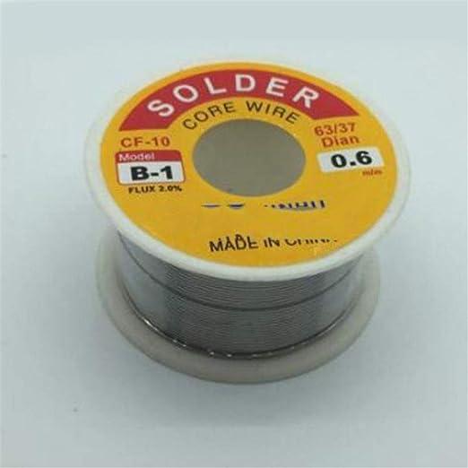 0.5//0.6//0.8//1.0//1.2//1.5//2mm 100g//roll 63//37 Tin lead alloy Rosin Core 2/% Flux