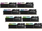 G.SKILL TridentZ RGB Series 128GB (8 x 16GB) 288-Pin DDR4 3333MHz DIMM F4-3333C16Q2-128GTZR