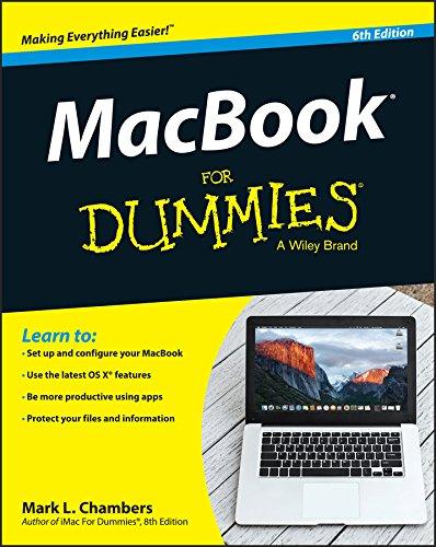 [BEST] MacBook For Dummies T.X.T