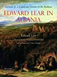 img - for Edward Lear in Albania: Journals of a Landscape Painter in the Balkans book / textbook / text book