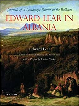 Book Edward Lear in Albania: Journals of a Landscape Painter in the Balkans