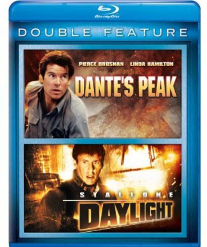 Blu-ray : Dante's Peak/ Daylight (Snap Case, 2 Pack, 2 Disc)