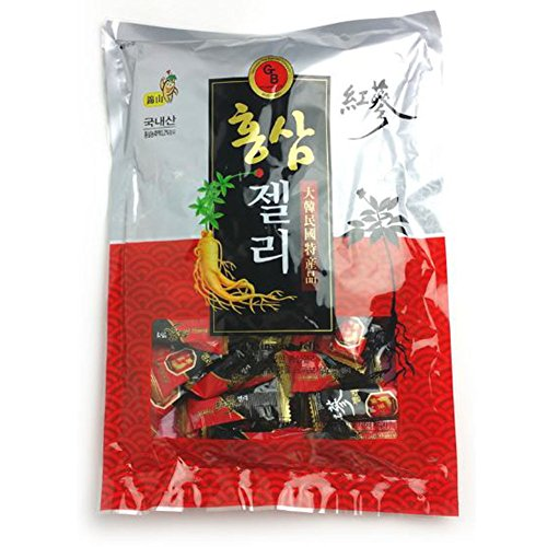 Price comparison product image [Golden Ginseng] Red Ginseng Jelly 500g / Red Ginseng Concentrate / Red Ginseng Dessert / Health Food / Gift / Snacks / Hard Candy / Parents / Grand Parents