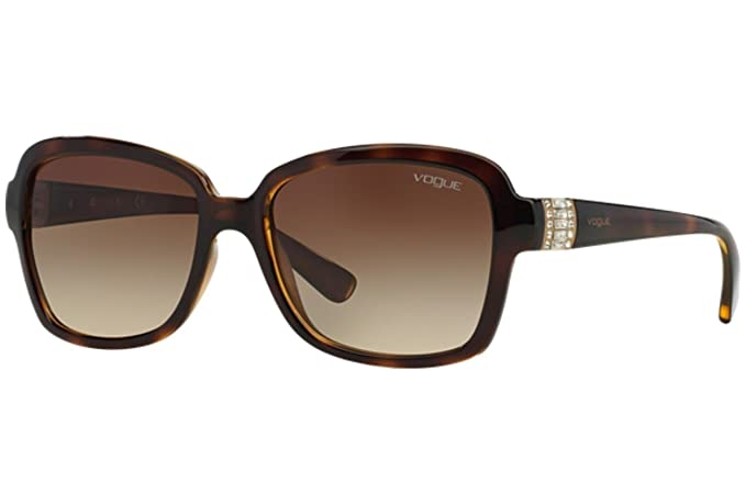 Sunglasses Vogue VO 2942 SB W65613 DARK HAVANA at Amazon ...