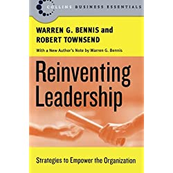Reinventing Leadership: Strategies to Empower the Organization (Collins Business Essentials)