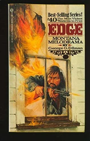 book cover of Montana Melodrama