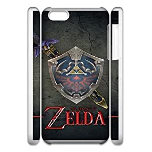 iPhone 6 4.7 Inch 3D Phone Case White The Legend of Zelda F6563455