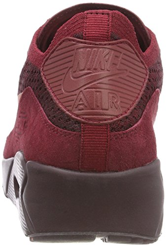 Flyknit Ultra Ginnastica Max Rust 601 Burgundy da Rosso Red Pink Team Scarpe Nike 90 2 deep Uomo Basse Air 0 5z4ttqYw