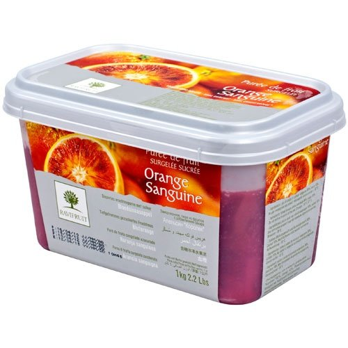 Orange Puree - 1 tub - 2.2 lbs