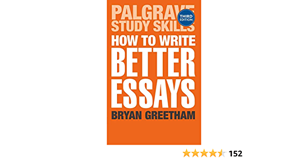 how to write better essays palgrave
