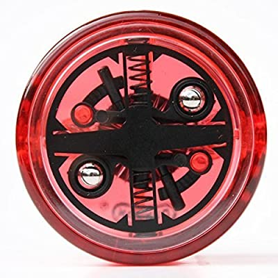Reflex Duncan Red Yo Yo Auto Return Styles May Vary: Toys & Games