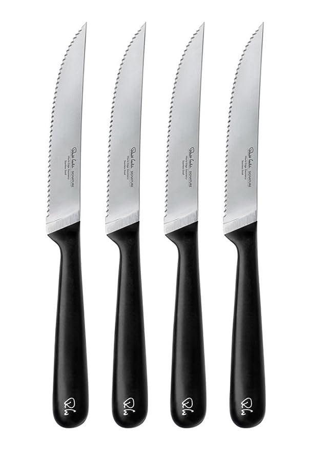 Compra Robert Welch Signature juego de 4 cuchillo de carne con ...