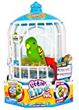 Little Live Pets Cage #1 Friendly Frankie Bird Cage