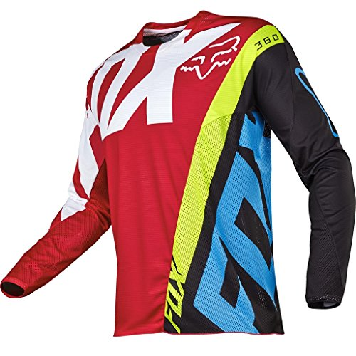 2017 FOX 360 Creo MX Motocross Jersey - Rot