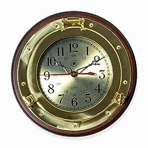 51JoDjp5W9L._SS300_ Nautical Themed Clocks