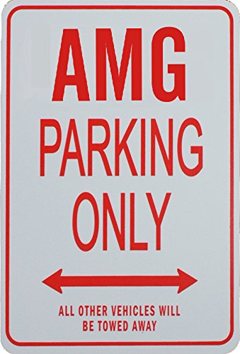 amg-parking-only-sign-mini-signs-ideal-for-the-motoring-enthusiast