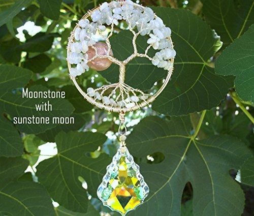 Moonstone Hanging - 2