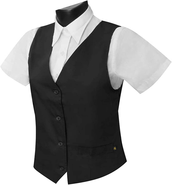 MISEMIYA Ref.806 Uniform Waitress Waistcoat Woman with Elastic