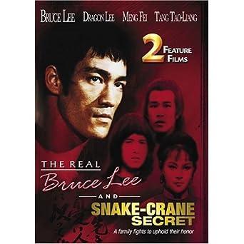 Amazon com: The Real Bruce Lee/Snake-Crane Secret: Dragon Lee, Meng