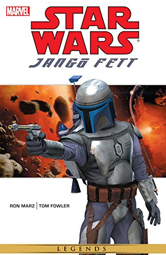 Star Wars: Jango Fett (2002) (Star Wars: Jango Fett - Open Seasons (2002)) -