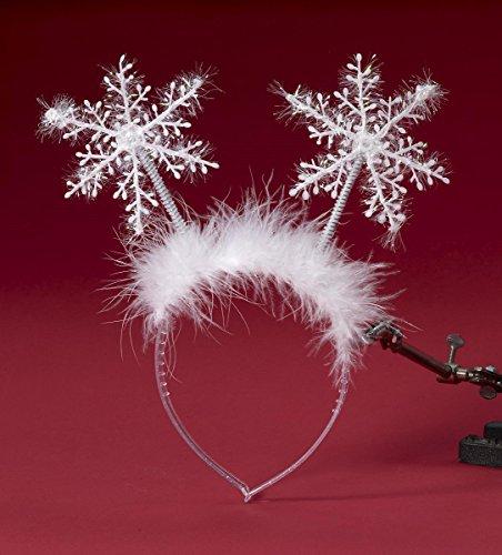 - Forum Novelties Christmas Tree Headband, Multi-Color