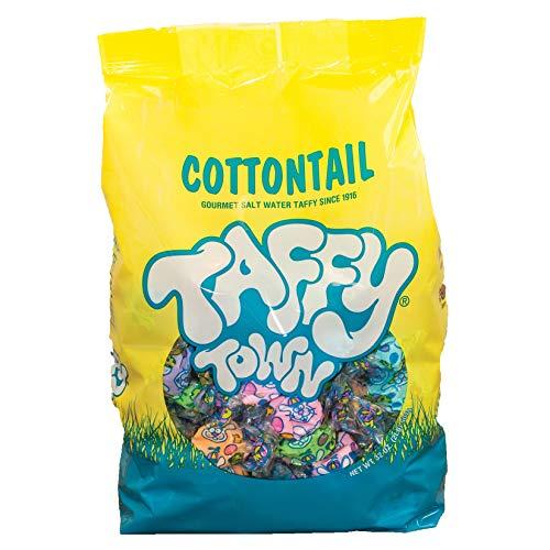 Taffy Town Cottontail Easter Mix Salt Water Taffy, 2 lb ()