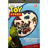 Disney Pixar Toy Story Over 50 Temporary Tattoos by D.U.P