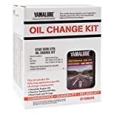 Yamalube Semi Synthetic Oil Change Kit 20W-50 - Fits: Yamaha Midnight Warrior XV1700PCM 2009