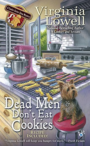 Dead Men Don't Eat Cookies (A Cookie Cutter Shop Mystery Book 6)