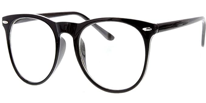 BLUE DIAMOND Round Wayfarer Unisex Reading Eyeglasses(58484848