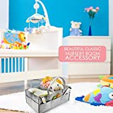 Baby Diaper Caddy Organizer - Newborn Nursery