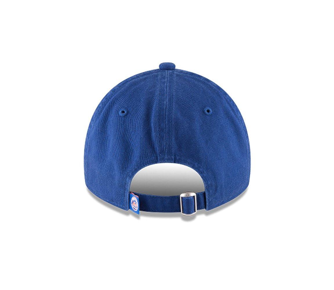 New Era New York Mets Core Classic 9Twenty Adjustable Cap Hat Blue 11417785