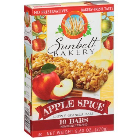 Sunbelt Bakery Apple Spice (3 pack) by Sunbelt Bakery