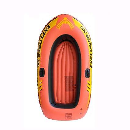 Amazon.com: BOOA - Barco hinchable de pesca de dos personas ...