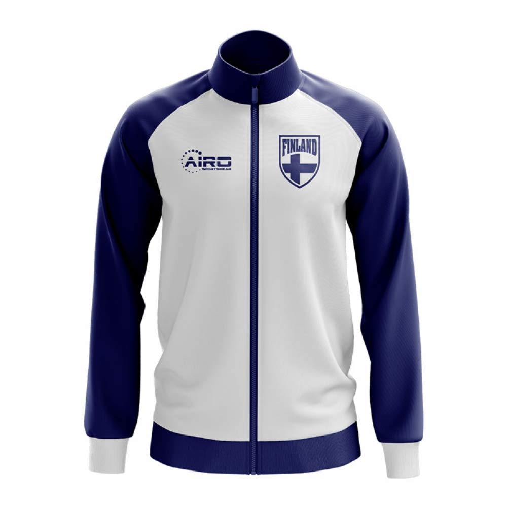 Airo Sportswear Finland Concept Football Track Jacket (Weiß)