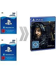 PSN Guthaben-Aufladung für Death Stranding PS4 Download Code - deutsches Konto