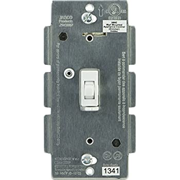 Jasco Z Wave Dimmer Wall Toggle Switch No Neutral