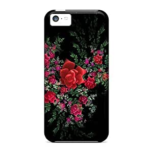 TYH - New Cute Funny 3d Abstract Cases Covers/ ipod Touch4 Cases Covers ending phone case