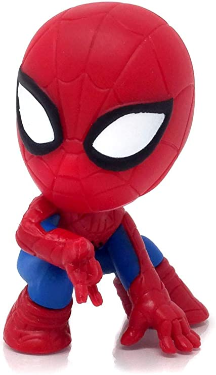 Spider-Man Spider-Man Into the SpiderVerse Mystery Minis 1//6