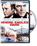 Where Eagles Dare by WARNER HOME VIDEO