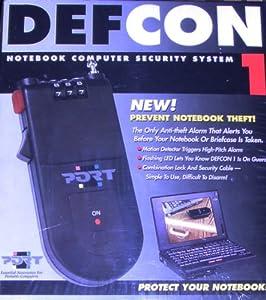 Amazon.com: Defcon 1 Notebook Computer Security System (SEL0400 ...