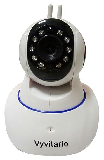 Amazon Com Bavision Wifi Ip Camera Wireless Home Security Trailer Cameras Dog Baby Monitor Video Nanny Cam Night Vision Plug Play Pan Tilt With Two Way Audio Camera Photo