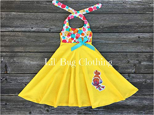 DJ Suki Girl Dress- DJ Suki Girl Clothes- Yellow Comfy Knit Dress