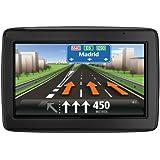 "TomTom START 25 M EU 45 - GPS para coches de 5 "", mapas de Europa, negro"
