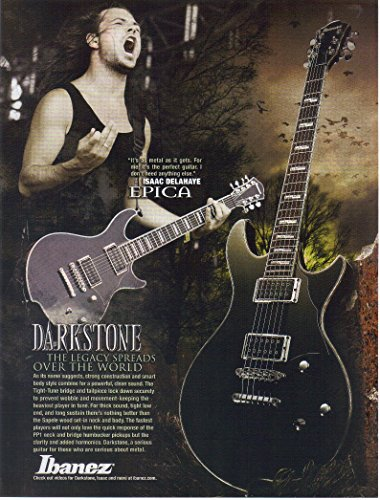 print-ad-2010-ibanez-darkstone-guitar-isaac-delahaye-epica-the-legacy-spreads-over-the-world