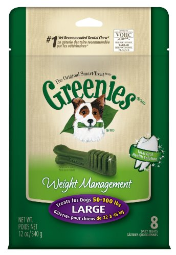 Greenies LITE Treat-Pak for Dogs, 12-Ounce, Large, My Pet Supplies