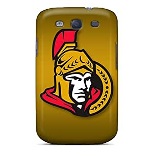 Samsung Galaxy S3 Adt18996GCwl Allow Personal Design Beautiful Ottawa Senators Skin Protective Hard Phone Case -AlissaDubois