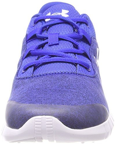 Compétition Armour Mojo Under Team Chaussures UA Royal Running Bleu Homme de TZwqF