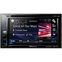 PIONEER AVH-X1800S 6.2 Double-DIN In-Dash DVD Receiver with Siri(R) Eyes Free, SiriusXM(R) Ready, Spotify(R) & AppRadio One(TM)