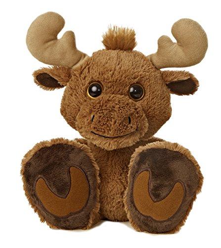 (Aurora World Taddle Toes Maple Moose Plush, 10